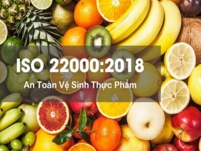 Dịch vụ tư vấn chứng nhận ISO 22000:2018: Hệ thống quản lý an toàn thực phẩm