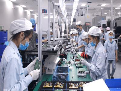 AHEAD tư vấn ISO 50001:2018 tại Công ty TNHH Qisda Việt Nam