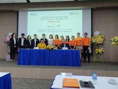 AHEAD tư vấn ISO 50001:2018 cho Công ty TNHH Tư vấn và Quản lý bất động sản Sol Asia