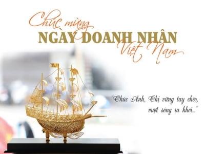 AHEAD chúc mừng ngày Doanh nhân Việt Nam 13/10
