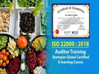 Khóa đào tạo Online Đánh giá nội bộ ISO 22000:2018- HTQL An toàn thực phẩm