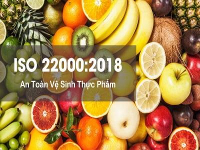 Khóa đào tạo nhận thức Online về ISO 22000:2018- HTQL An toàn thực phẩm