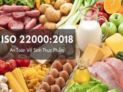 Chương trình hỗ trợ kinh phí: Tư vấn tích hợp ISO 22000, ISO 14001 và 5S cho ngành chế biến thực phẩm