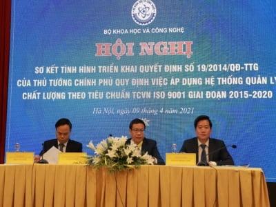 Áp dụng TCVN ISO 9001 tại cơ quan hành chính Nhà nước: Những hiệu quả thiết thực