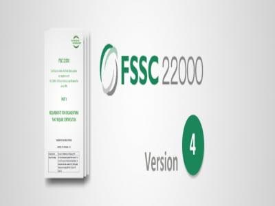 Chương trình chứng nhận HTQL an toàn thực phẩm quốc tế FSSC 22000 ban hành phiên bản 4