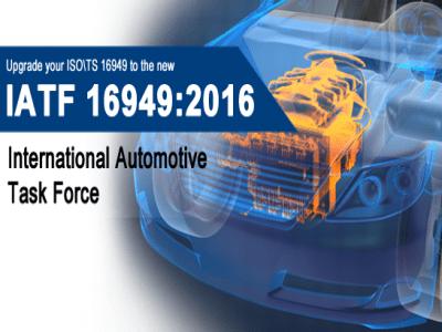 Hành trình chuyển đổi từ ISO/TS 16949 sang IATF 16949:2016