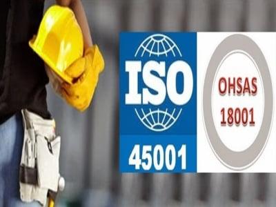 Sự khác biệt giữa tiêu chuẩn ISO 45001 và OHSAS 18001