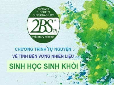 2BSVS - Tự nguyện về tính bền vững nhiên liệu sinh học sinh khối