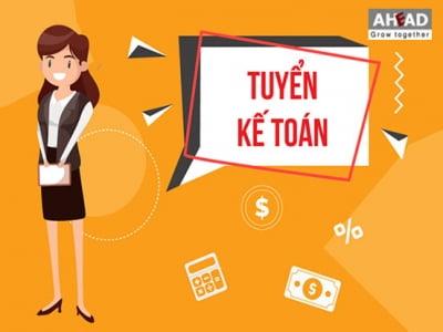 AHEAD Hà Nội - Tuyển dụng Nhân Viên kế toán Tháng 10/2019