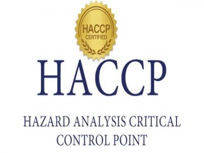 HACCP - Hệ thống phân tích mối nguy và điểm kiểm soát quan trọng về an toàn thực phẩm