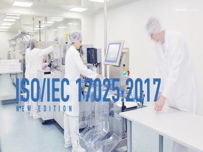 ISO/IEC 17025:2017 - Yêu cầu chung về quản lý các phòng thử nghiệm và hiệu chuẩn
