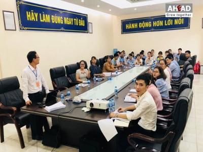 Khóa đào tạo nhận thức ISO 9001:2015 tại Bao Bì Việt Hưng