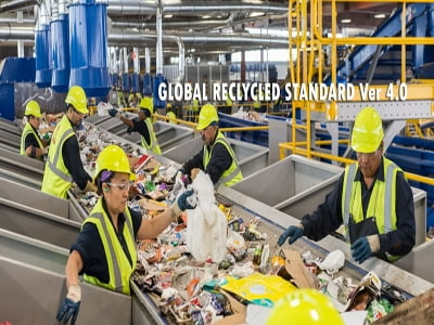 Quy trình tư vấn tiêu chuẩn tái chế toàn cầu GRS