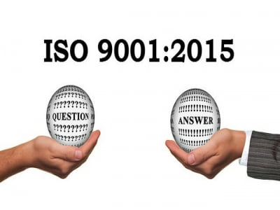 Sự khác biệt giữa ISO 9000 và TQM?