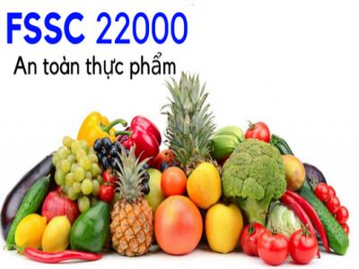 Tiêu chuẩn FSSC 22000 - Food Safety System Certification