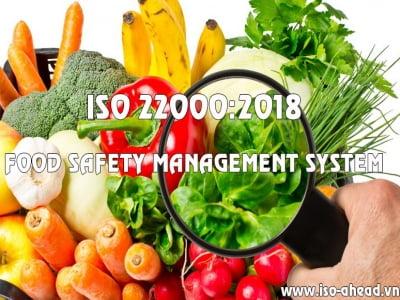 Chính thức ban hành phiên bản mới ISO 22000:2018