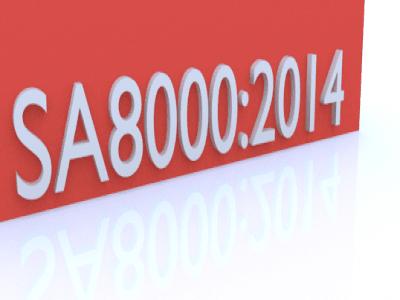 Tiêu chuẩn SA 8000:2014