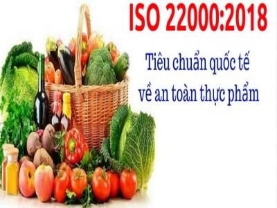 Chứng nhận ISO 22000 có ý nghĩa quan trọng như thế nào ?