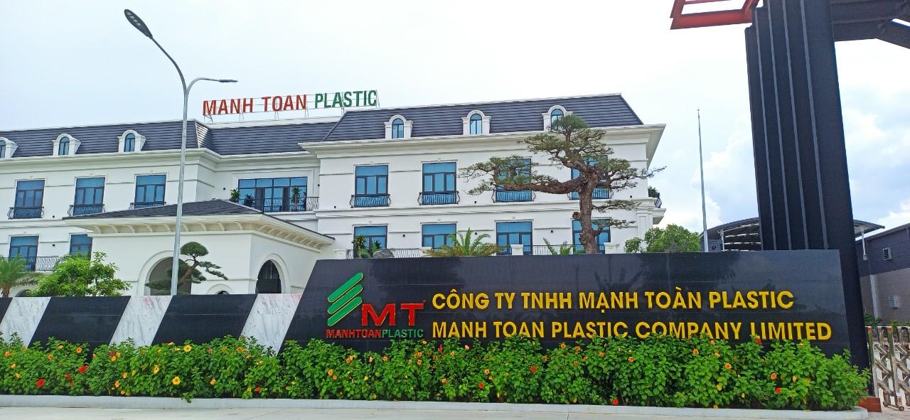 ahead tư vấn iso 9001, iso 14001, iso 15378 tại công ty TNHH Mạnh Toàn Plastic