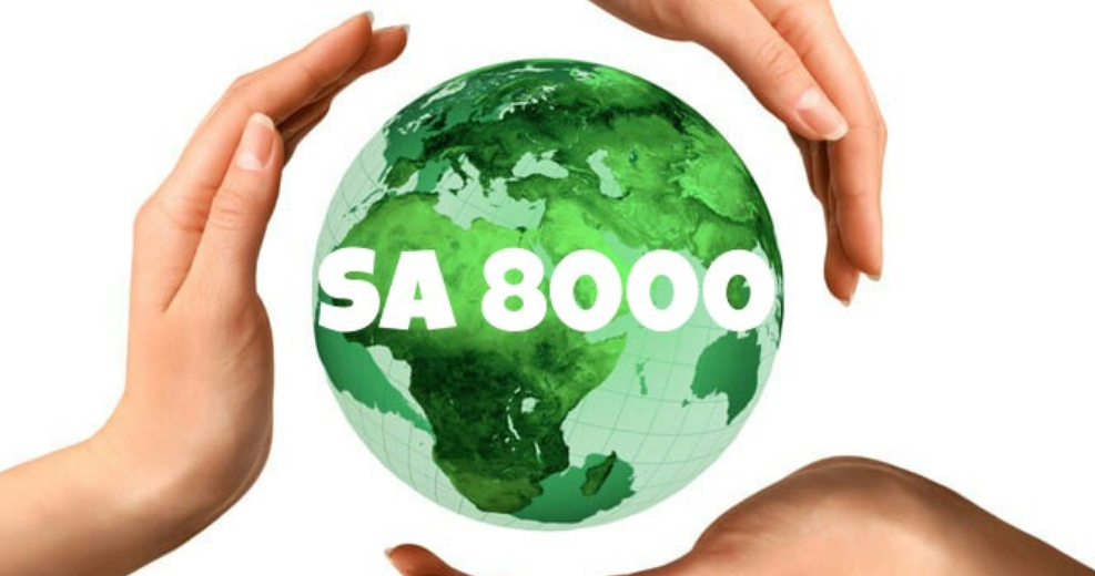 áp dụng SA 8000
