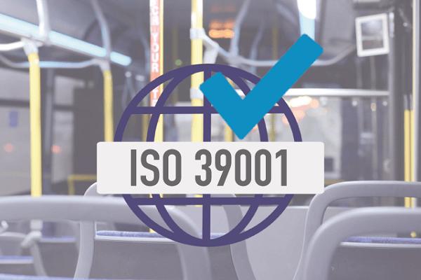 tiêu chuẩn iso 39001 là gì