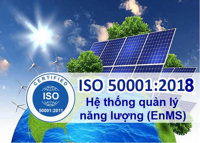 hệ thống quản lý năng lượng iso 5001